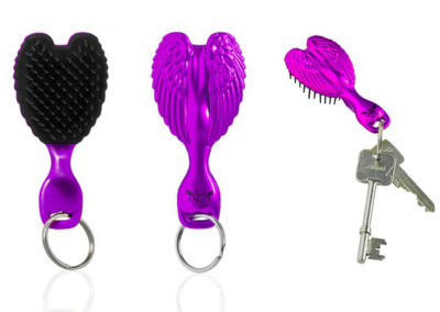 Tangle Angel Baby Fab Fuchsia